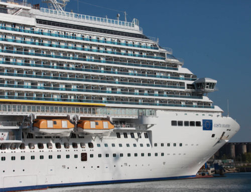 Costa Venezia features Navim Equipment!