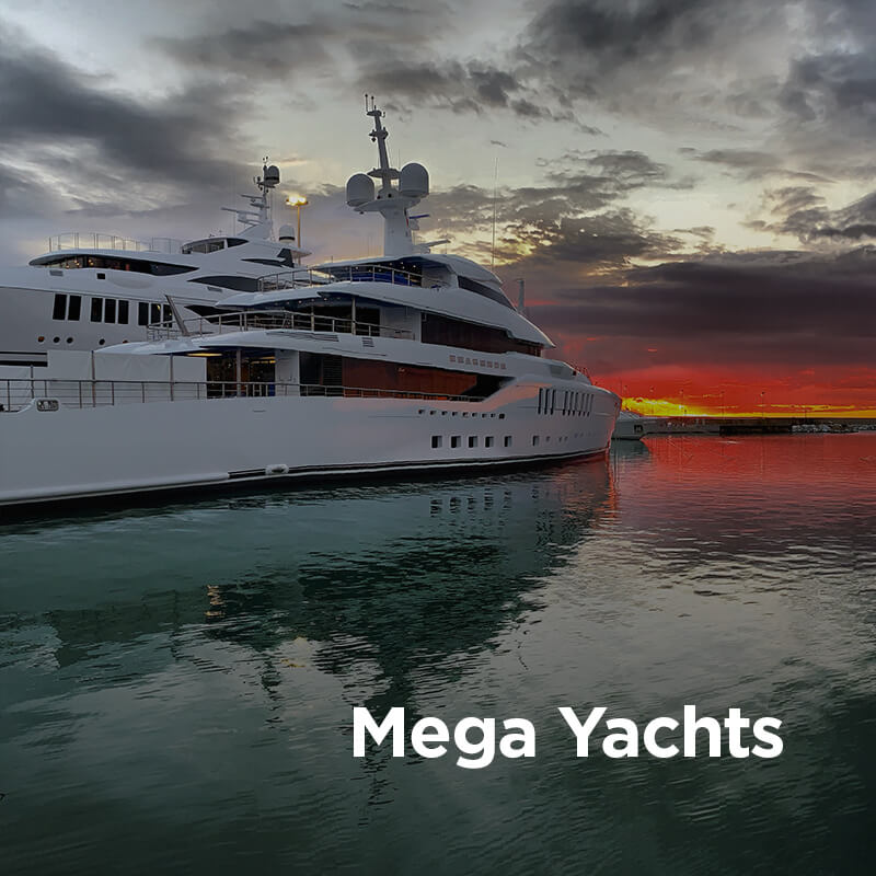 Mega Yachts - Navim Group