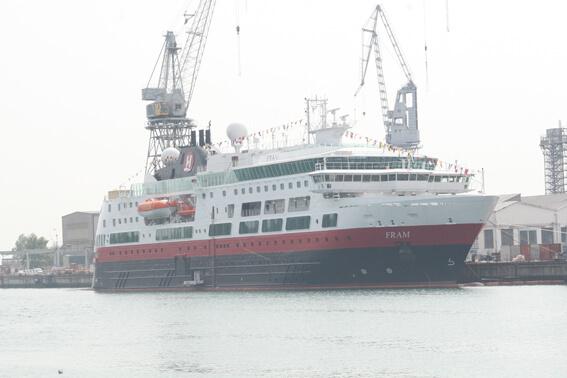 Cargo Access Equipment for RoRo, RoRo-Pax and Ferries - Navim Group