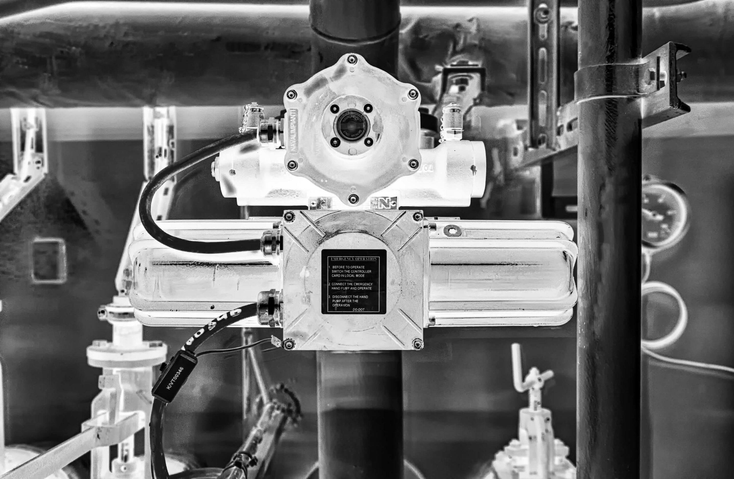 Valves Remote Control System - Navim Group