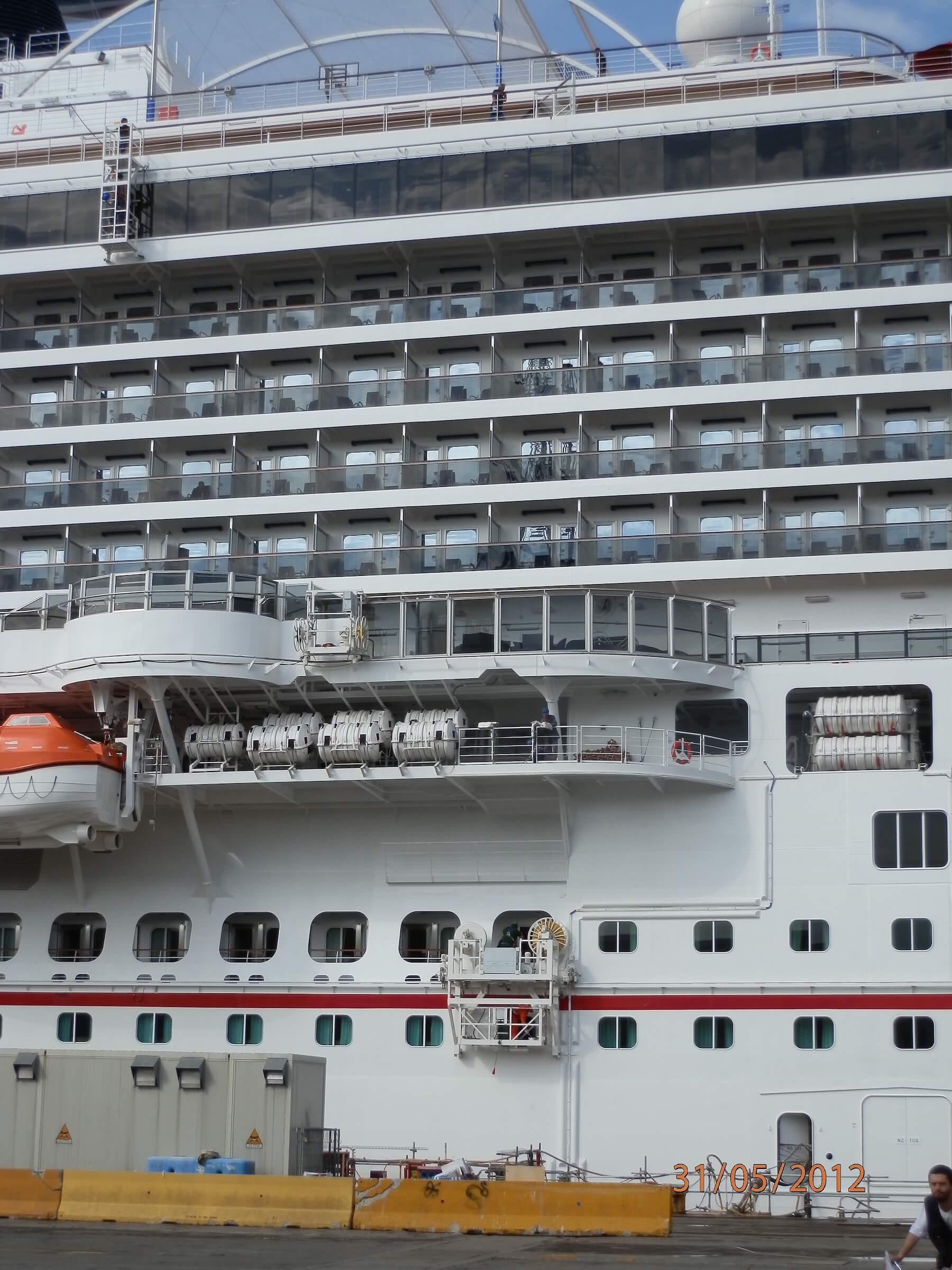 Windows Washing Machines for Passengers ship and Ferries - Navim Group