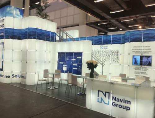 Navim Group at latest SMM, Hamburg!