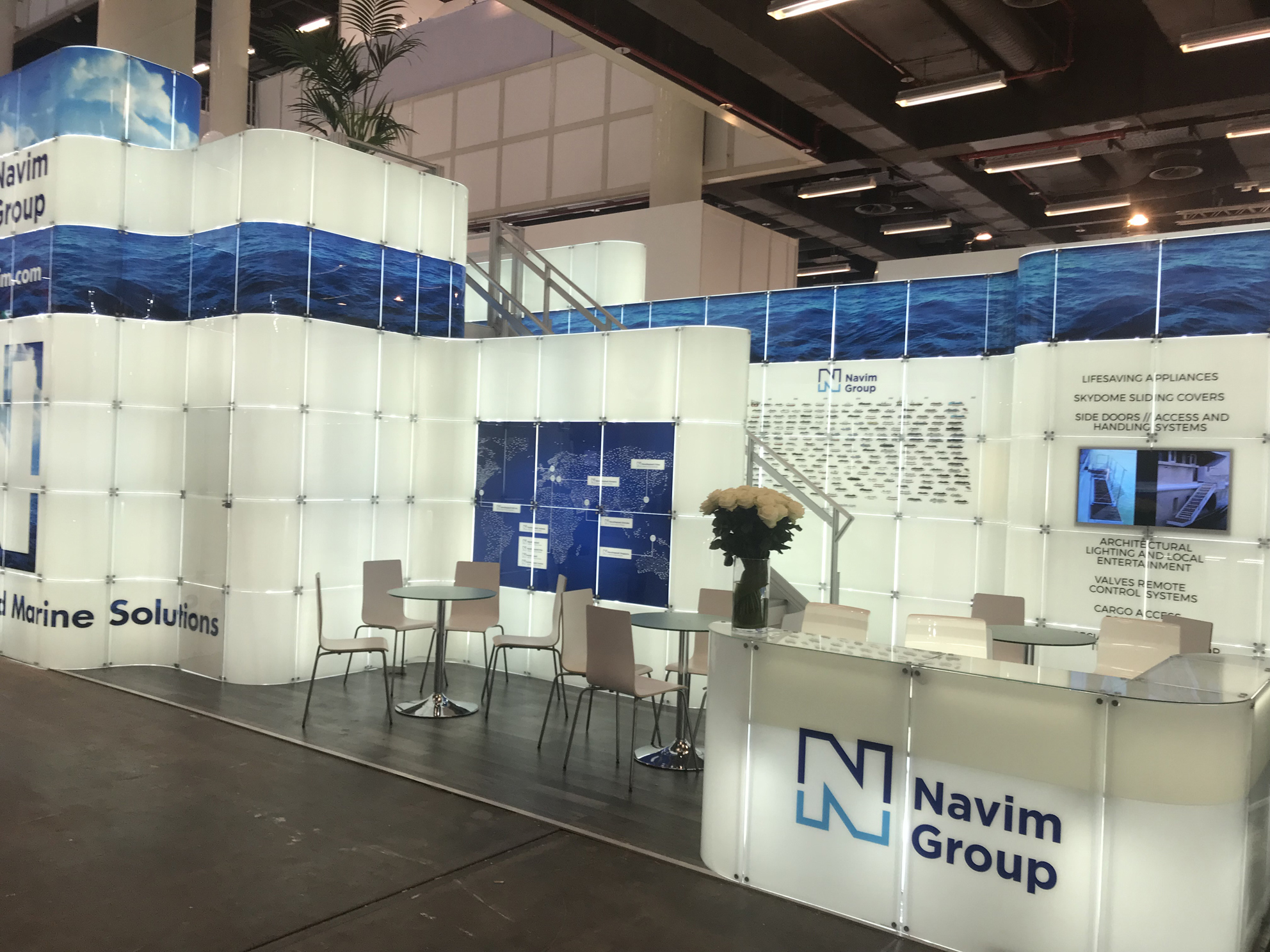 Navim at SMM