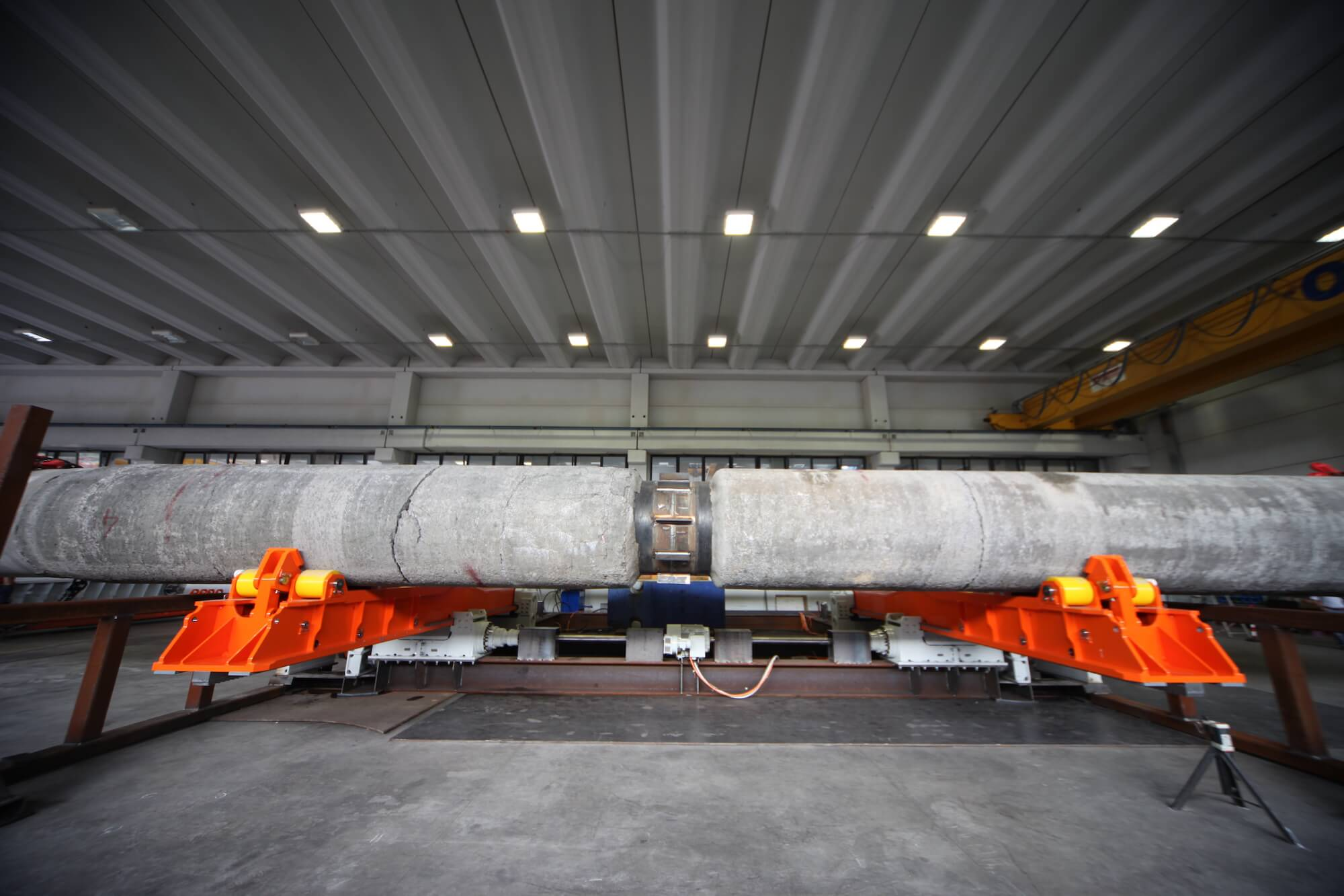 Offshore special project - Castorone vessel