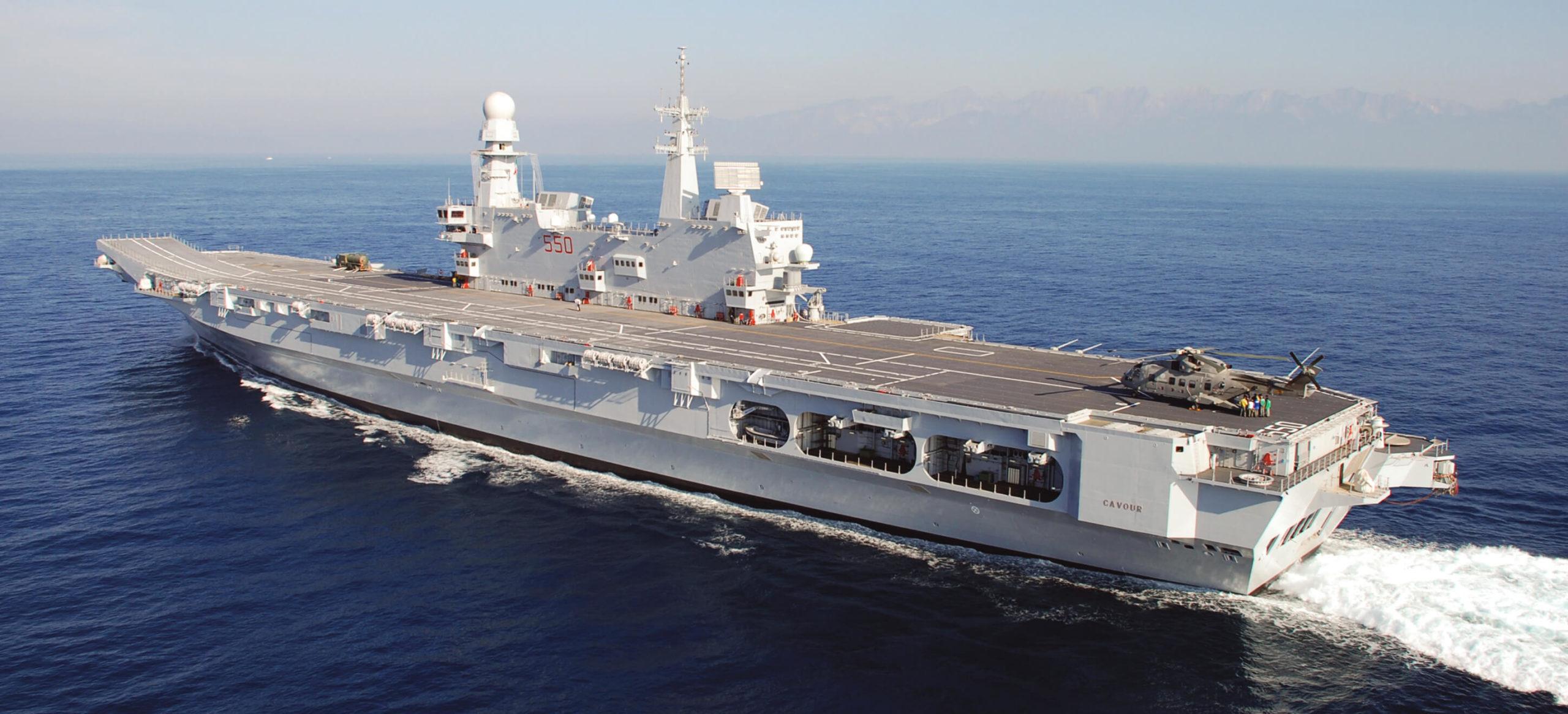 Navy Equipment by Navim Group