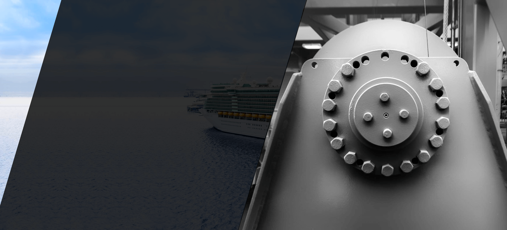 Navim Group Valves Remote Control System on cruise vessels and Ferries